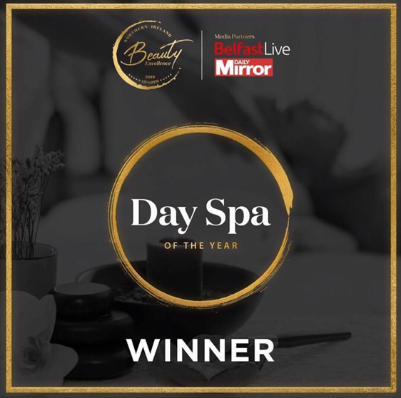 Day Spa of the Year winner