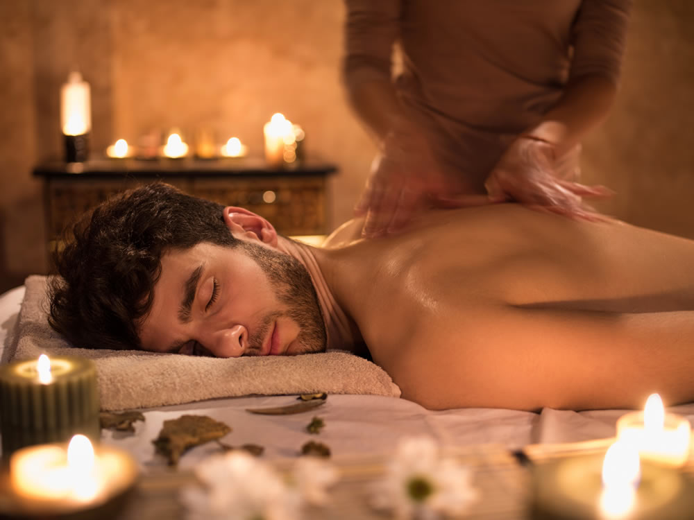 Deep Tissue Massage now available at Aura Day Spa