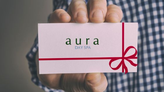 AURA DAY SPA: CHRISTMAS GIFT GUIDE